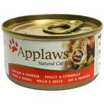 Kattfoder Applaws konserv Chicken Breast & Pumpkin