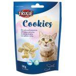 Kattgodis Cookies med lax och catnip