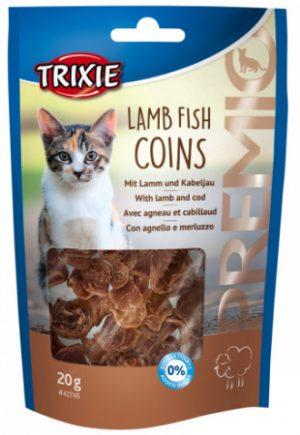 Kattgodis Premio lamb/fish coins