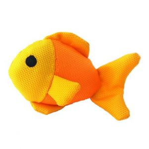 Kattleksak Freddie the Fish med Catnip Beco