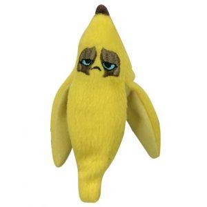 Kattleksak Grumpy Cat Banana