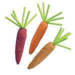 Kattleksak Kong Nibble Carrot