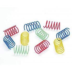 Kattleksak Spring Spiral