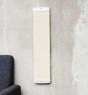 Klösbräda väggmonterad platt beige