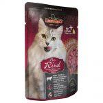 Leonardo Finest Selection Pouch 16 x 85 g Trout & Catnip