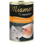 Miamor Trinkfein Vitaldrink 6 x 135 ml - Kyckling