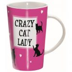 Mugg Crazy Cat Lady