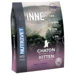 Nutrivet Inne Cat Kitten kattfoder - Ekonomipack: 2 x 6 kg