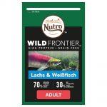 Nutro Wild Frontier Adult Salmon & Whitefish - Ekonomipack: 3 x 4 kg