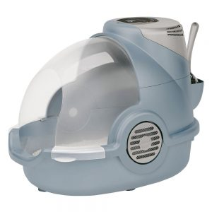 Oster kattlåda med luktborttagning - Ersättningsfilter