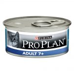 Pro Plan Cat Adult 7+ - 48 x 85 g Tonfisk