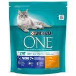 Purina ONE Senior 7+ - Ekonomipack: 6 x 800 g