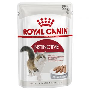 Royal Canin Instinctive Loaf - 12 x 85 g