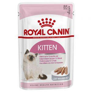 Royal Canin Kitten Loaf - 12 x 85 g