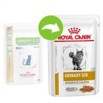 Royal Canin Urinary S/O Moderate Calorie - Veterinary Diet 48 x 85 g (bitar i sås)