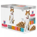 Science Plan Feline Young Adult Sterilised Multipack