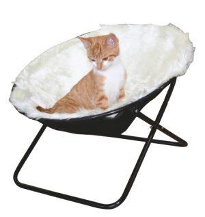 Sharon kattbädd vit