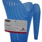 Smart spade med hängare blå