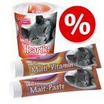 Snackpaket: Smilla Multi-Vitamin & Malt pastej + Hearties - 525 g
