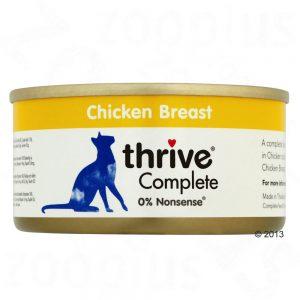 Thrive Complete 6 x 75 g - Sardiner & makrill