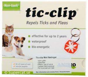 Tic-Clip Fästingskydd för katt (fri frakt)