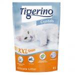 Tigerino Crystals XXL kattsand 6 x 5 l