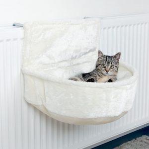 Trixie elementsäng sovpåse - L 45 × B 33 × H 30 cm - vit
