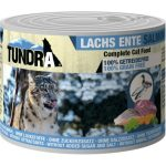 Tundra Cat Salmon & Duck 6 x 400 g