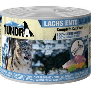 Tundra Cat Salmon & Duck 6 x 400 g