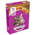 Whiskas 1+ Anka & kalkon - 2 kg