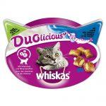Whiskas Duolicious - Kyckling & yoghurt 66 g