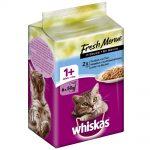 Whiskas Fresh Menue - 12 x 50 g Kyckling, kalkon, fjäderfä i sås