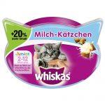 Whiskas Milk-Kittens + 20 % mer innehåll - 66 g