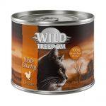 Wild Freedom Adult 6 x 200 g - Cold River - Pollock & Chicken