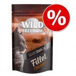 Wild Freedom Filet Snacks till sparpris! - Chicken (6 filéer)