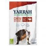 Yarrah Organic tuggpinnar - 3 x 3 paket (á 33 g)