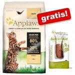 1,8 / 2 kg Applaws + 1 x 30 g Cat Tuna Loin kattgodis på köpet! - Kitten Chicken - spannmålsfritt