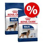 2 påsar Royal Canin hund- eller kattfoder till kanonpris! Hund: Medium Adult (2 x15 kg)