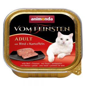 Animonda vom Feinsten Adult 6 x 100 g Fjäderfä & kalv