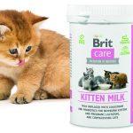 Brit Care Kitten Milk mjölkersättning kattunge