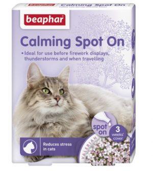 Calming spot on Beaphar
