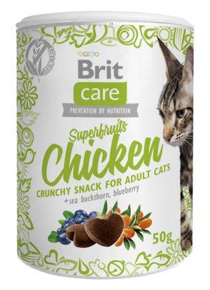 Cat Snack Superfruits Chicken