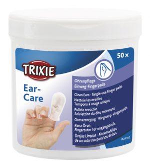Fingerpads för öronrengöring - 50 st