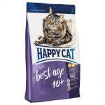 Happy Cat Best Age 10+ - Ekonomipack: 2 x 4 kg