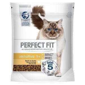 Perfect Fit Sensitiv 1+ Kyckling - Ekonomipack: 6 x 750 g