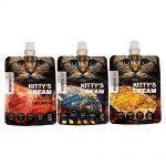 Porta 21 Kitty's Cream Mixpack - Ekonomipack: 9 x 90 g (3 sorter)