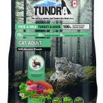 Tundra kattfoder kalkon & vilt 1,45 kg
