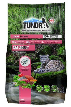 Tundra kattfoder lax 1,45 kg