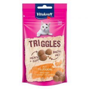 Vitakraft Triggles 40 g - Kalkon