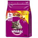 Whiskas 1+ Nötkött Ekonomipack: 2 x 14 kg